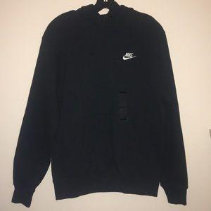 Men's Nike pullover fleece hoodie S